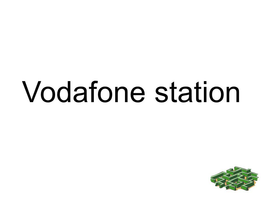 Vodafone station