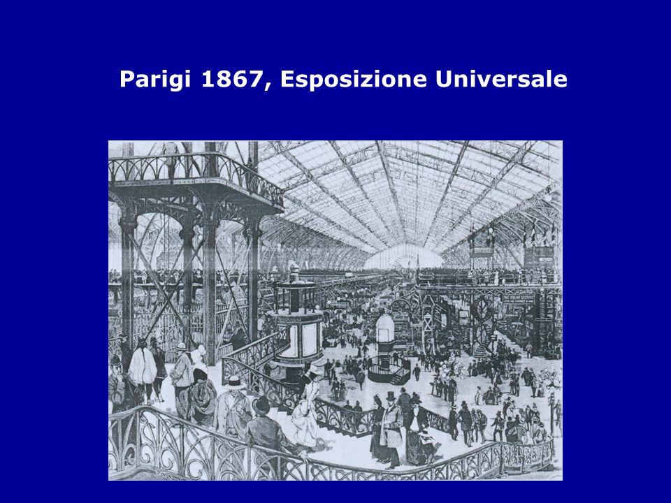 Parigi 1867, Esposizione Universale