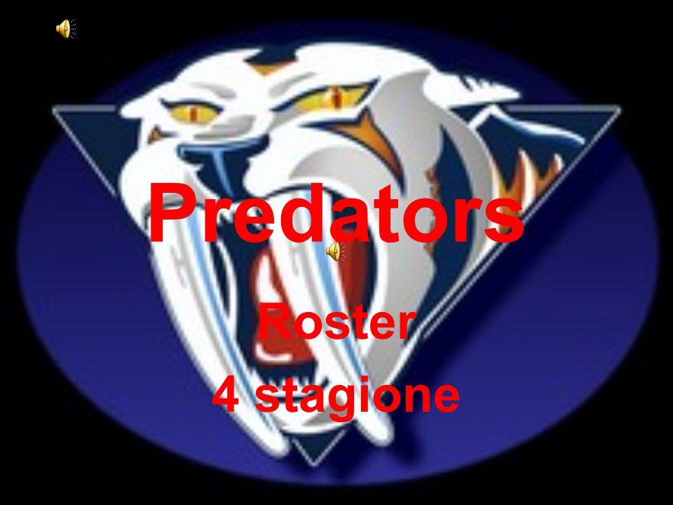 Predators Roster 4 stagione