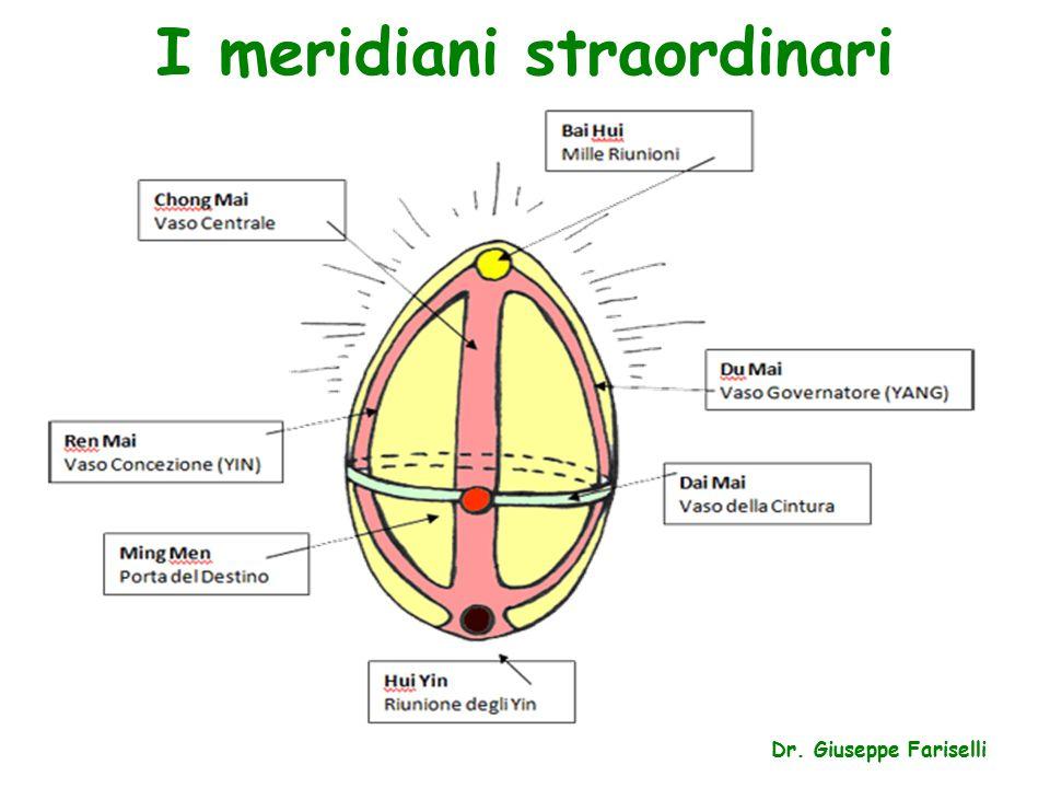 I meridiani straordinari Dr. Giuseppe Fariselli