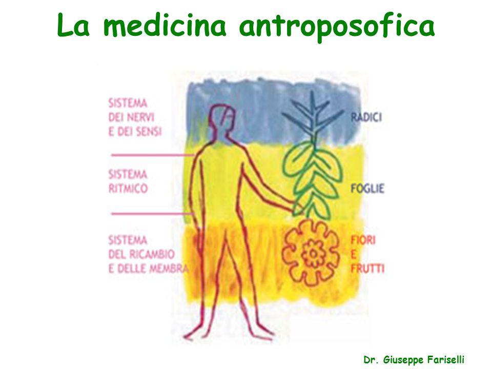 La medicina antroposofica Dr. Giuseppe Fariselli