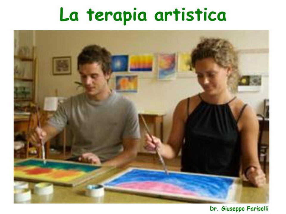 La terapia artistica Dr. Giuseppe Fariselli