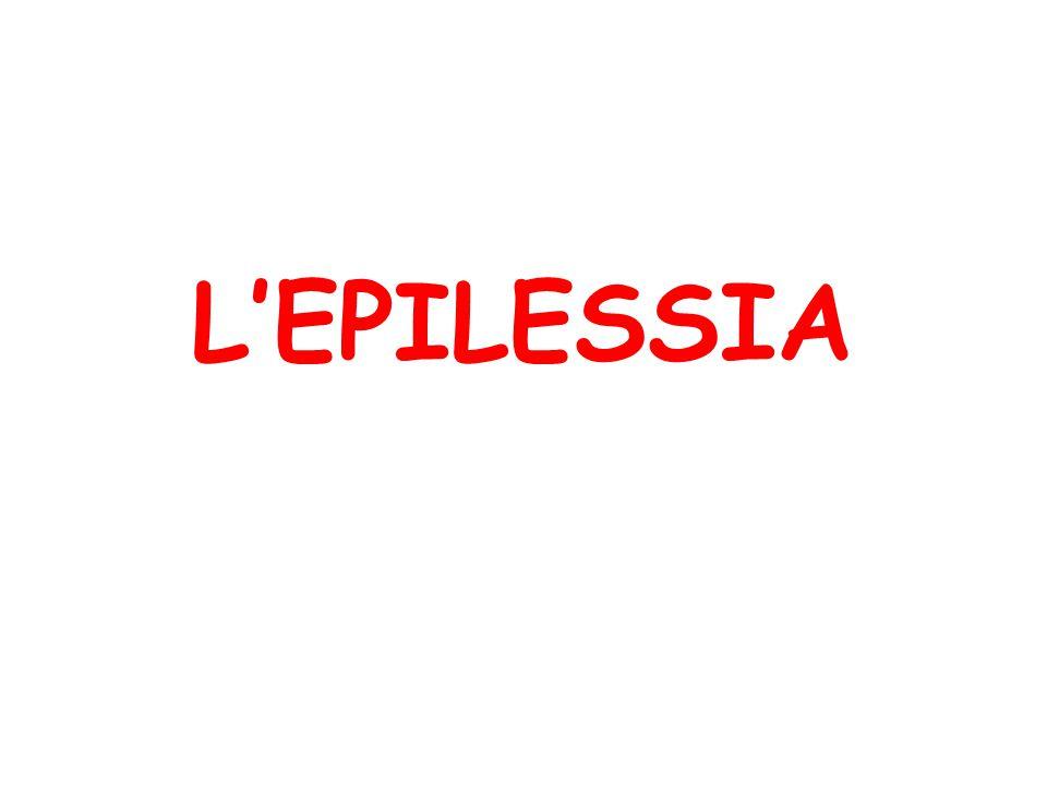 L'EPILESSIA