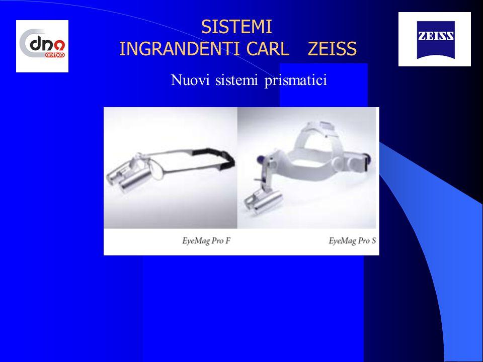by-galise enrico SISTEMI INGRANDENTI CARL ZEISS Nuovi sistemi prismatici