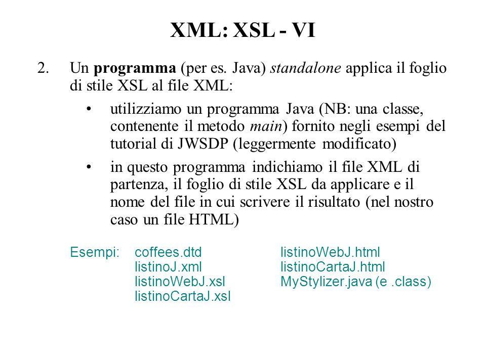 2.Un programma (per es.