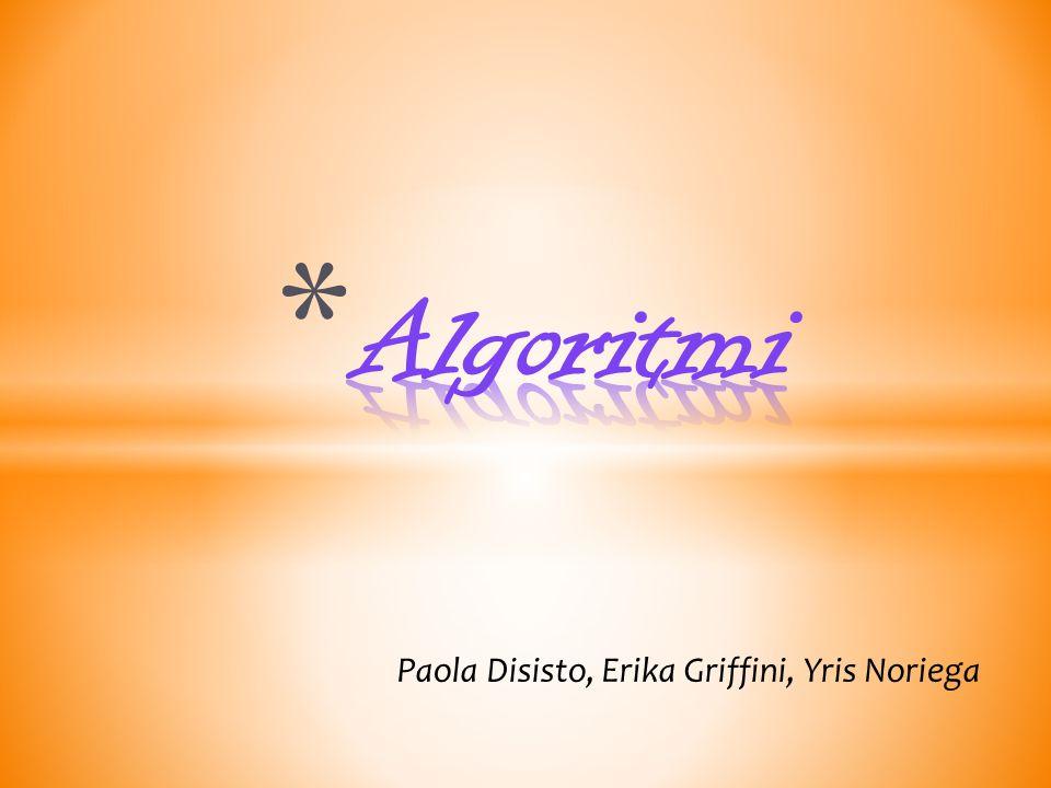Paola Disisto, Erika Griffini, Yris Noriega