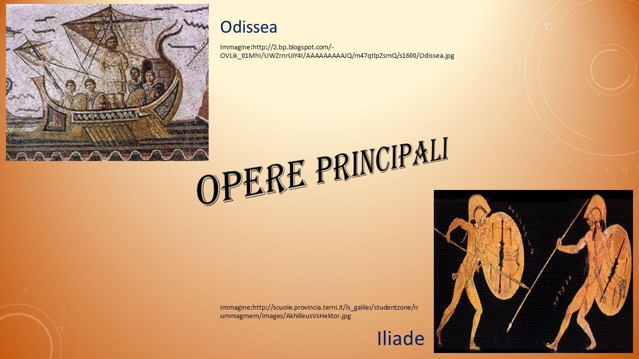 L'ILIADE L'Iliade è un poema epico tradizionalmente attribuito ad Omero, composto da ventiquattro libri o canti.
