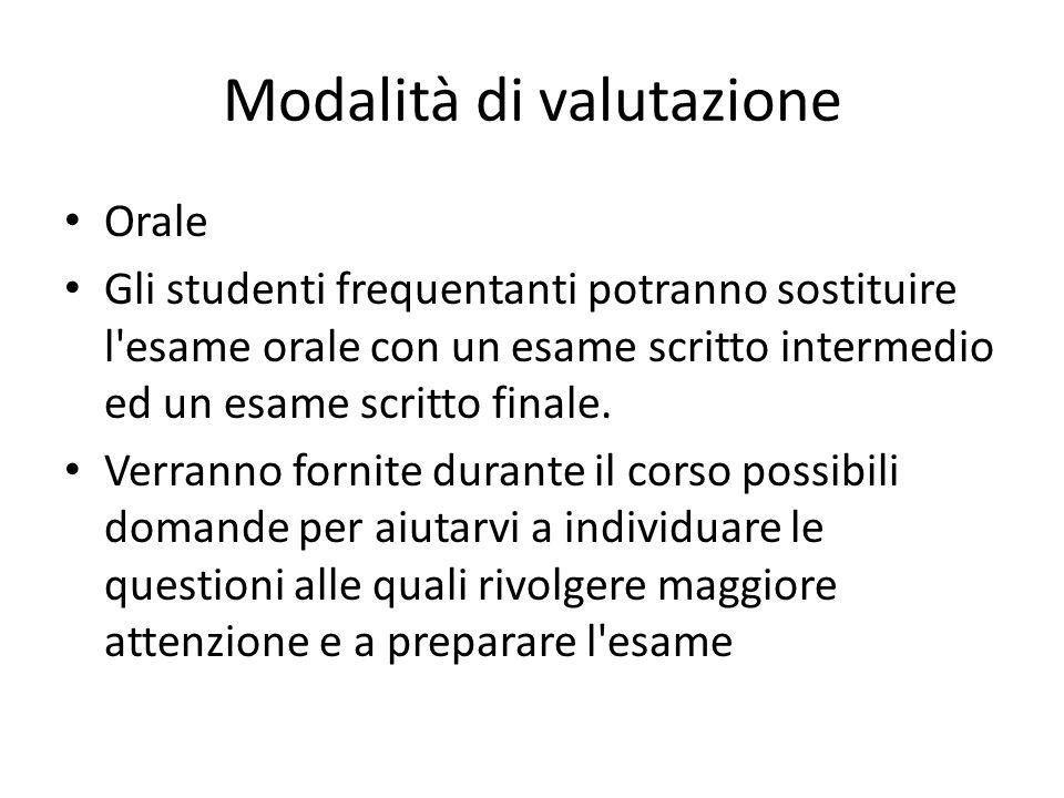 Lezione II
