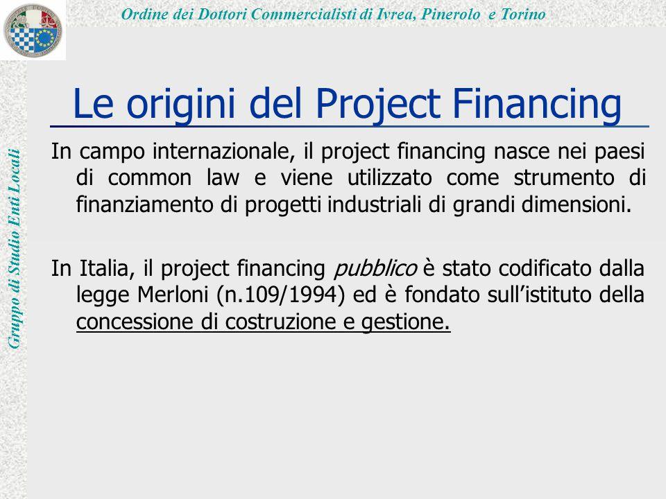 Ordine dei Dottori Commercialisti di Ivrea, Pinerolo e Torino Gruppo di Studio Enti Locali Le Caratteristiche Principali  Si tratta di una tecnica finanziaria in grado di rispondere contemporaneamente al fabbisogno finanziario delle imprese e a quello della pubblica amministrazione.