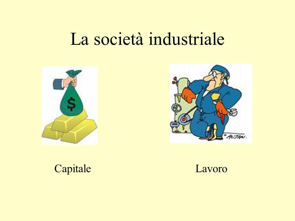 La società industriale CapitaleLavoro