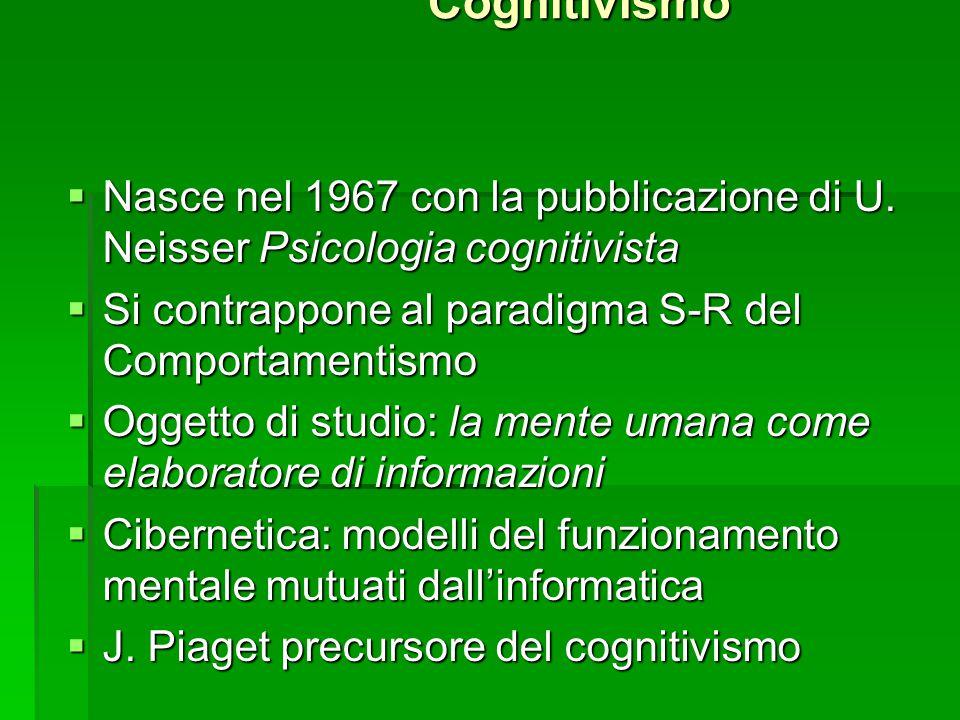 Psicologia della Gestalt  Corrente psicologica che si sviluppa in Germania intorno ai primi del '900 ( nel 1912 Wertheimer pubblica la sua ricerca sul movimento stroboscopico)  Scuola di Berlino: M.