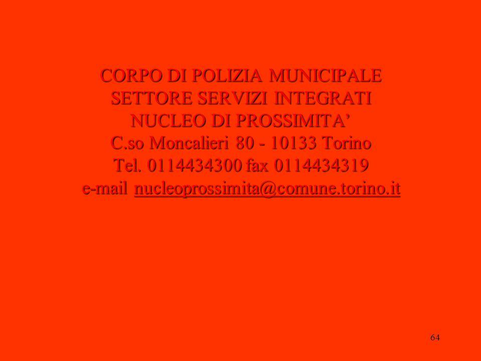 63 Un abbraccio... Ciao ciao :-) da Rudy, Veronica e dal Nucleo di Prossimità Un abbraccio...