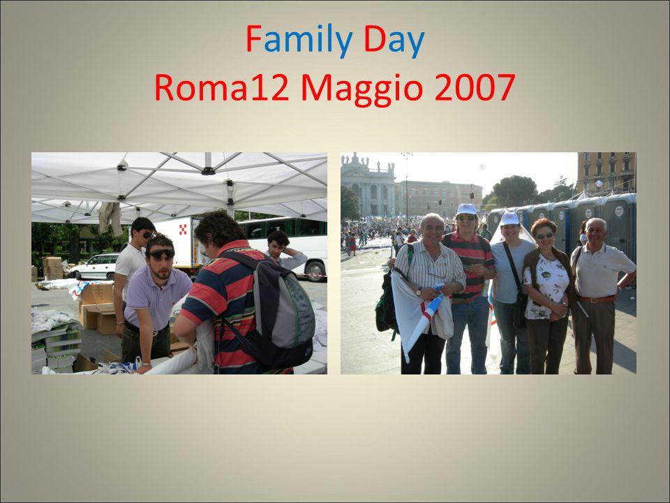 Gita Sociale delle Acli Provinciali Pompei 2007