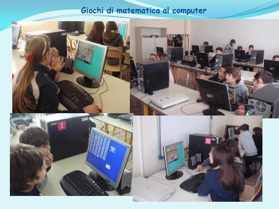 Giochi di matematica al computer