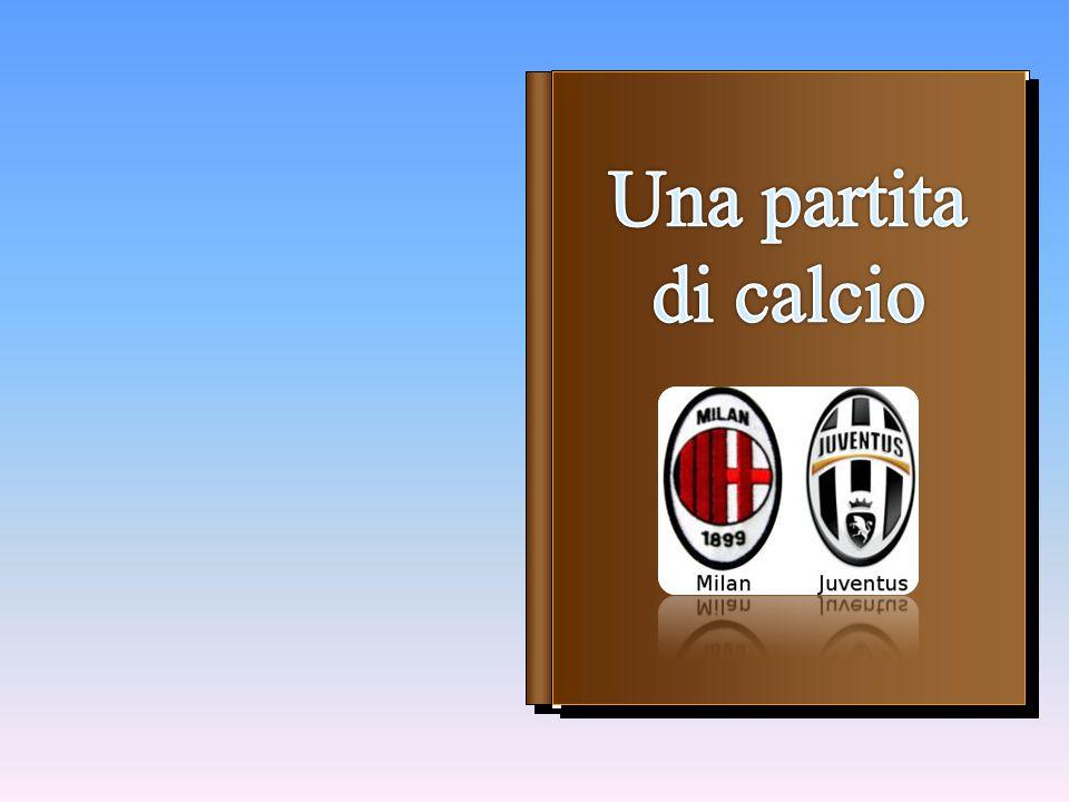 Milan Juventus CONTRO