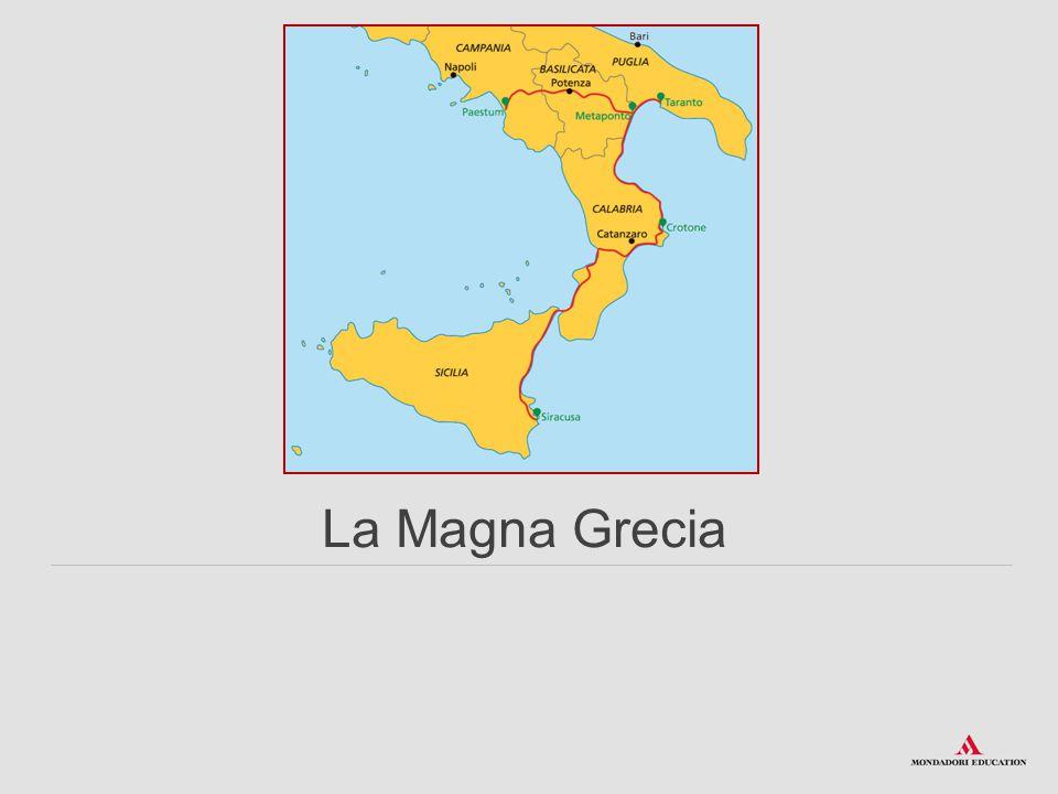 La Magna Grecia