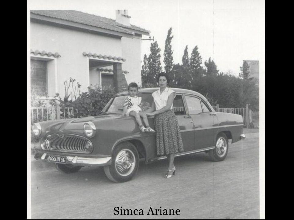 Simca Ariane