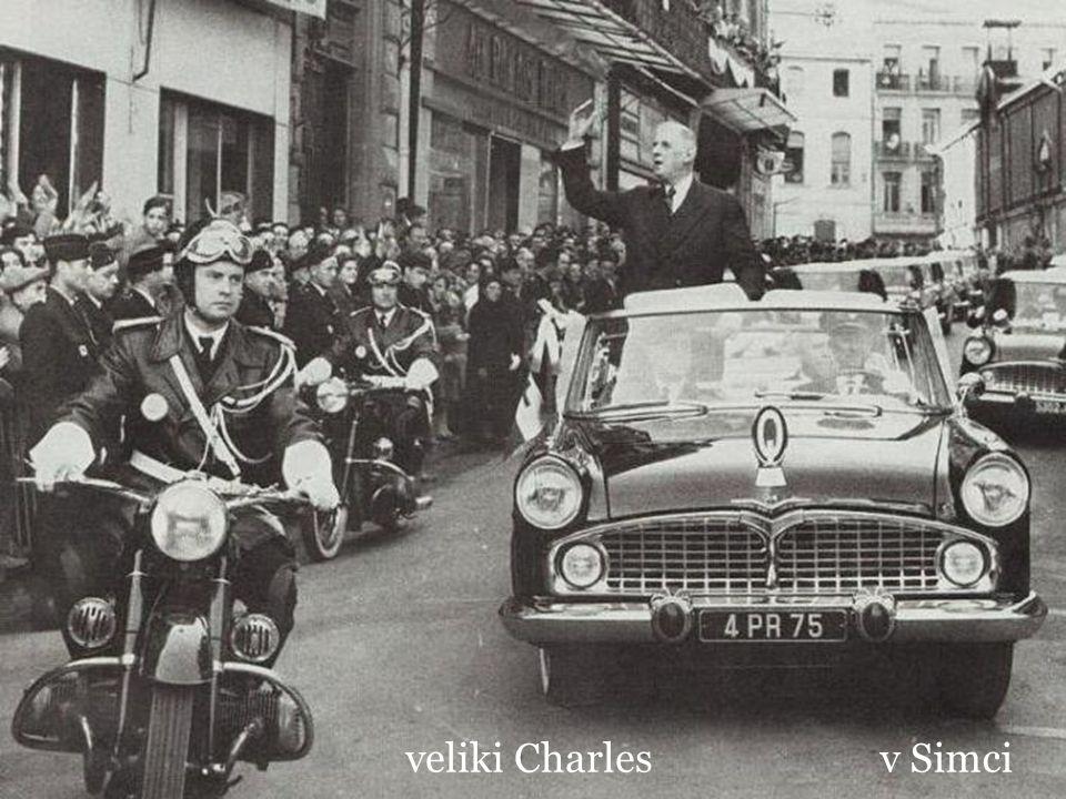 veliki Charlesv Simci