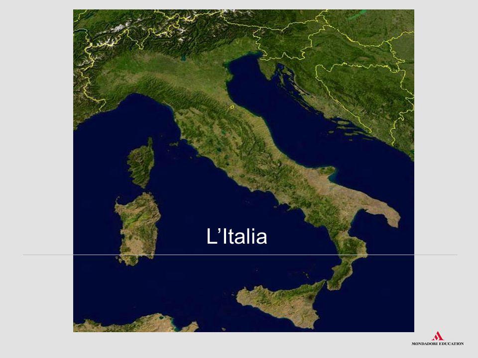 L'Italia è il Paese con il maggior numero di siti dichiarati Patrimonio dell'Umanità dall'UNESCO.
