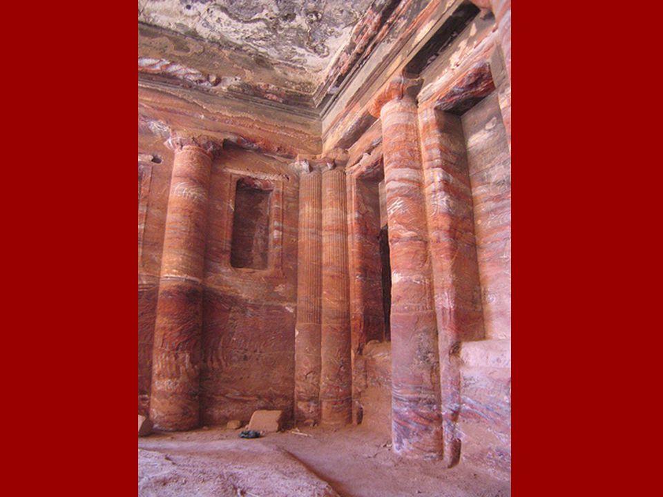 Petra è stata utilizzata per la scena finale del film 'Indiana Jones e l 'ultima crociata'