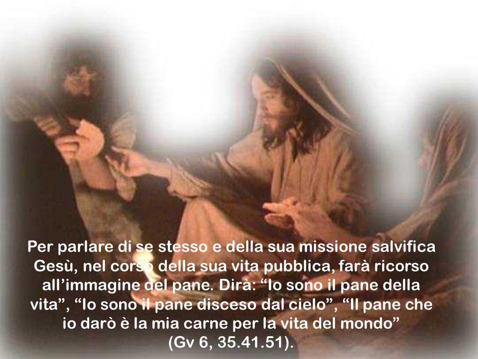 """I Magi incontrano Gesù a """"Bêt-lehem"""", che significa """"casa del pane"""". Nell'umile grotta di Betlemme giace, su un po' di paglia, il """"chicco di grano"""" ch"""