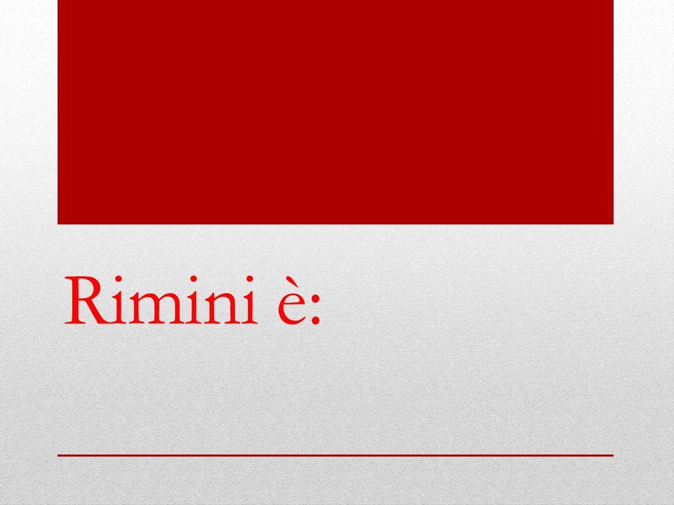 Confronto con lo stato dell arte Riviera di Rimini Il sito Riviera di Rimini con la presenza di foto e video della città riesce a far capire i luoghi da visitare, la storia di questa bella città e tutto quello che Rimini ha da offrire.