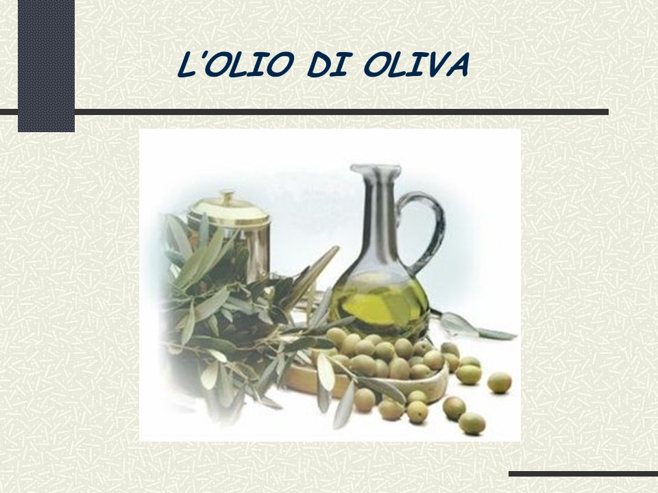 La spettrofotometria UV permette di stabilire i trattamenti che ha subito un olio di oliva prima di essere posto in vendita.