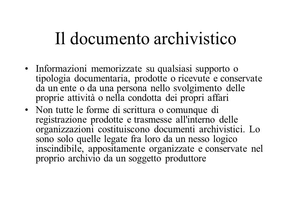 Definizione di documento amministrativo Ogni rappresentazione, comunque formata, del contenuto di atti, anche interni, delle pubbliche amministrazioni o, comunque, utilizzati ai fini dell attività amministrativa.