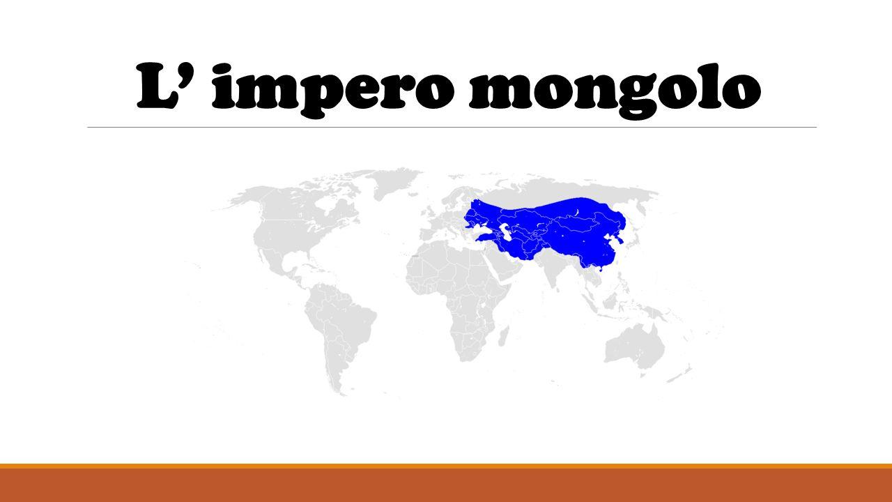 L' impero mongolo
