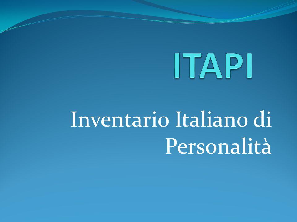 Inventario Italiano di Personalità