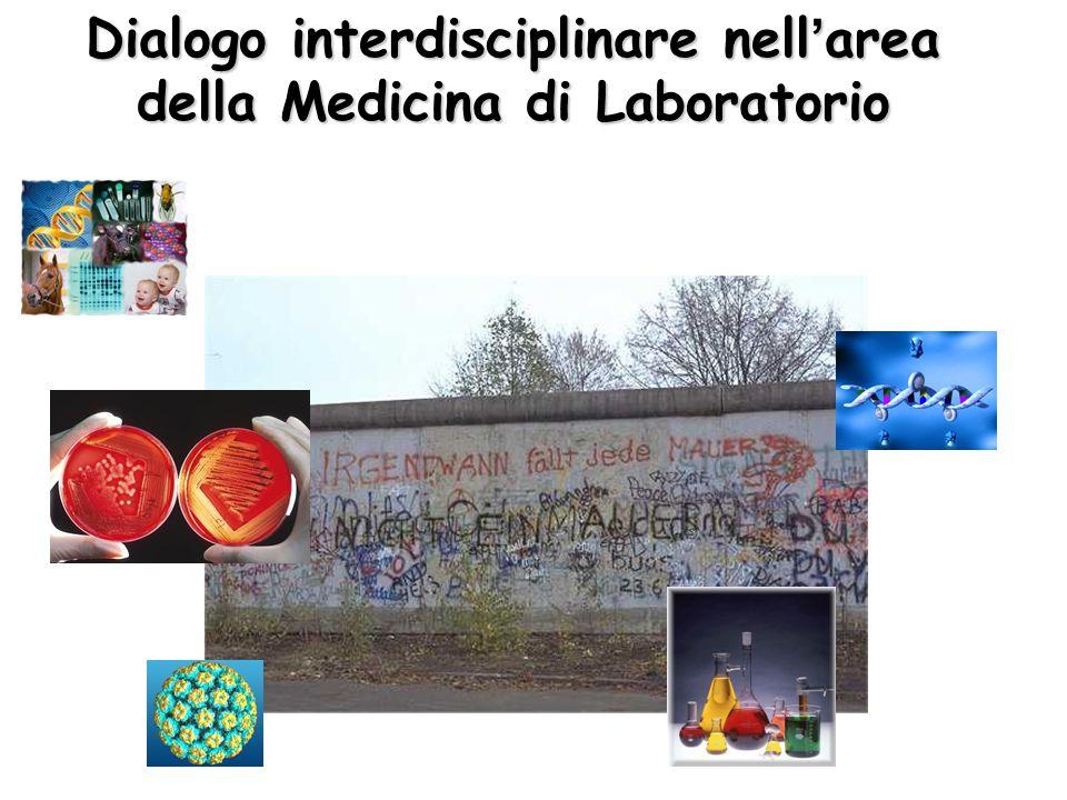 Dialogo interdisciplinare nell'area della Medicina di Laboratorio