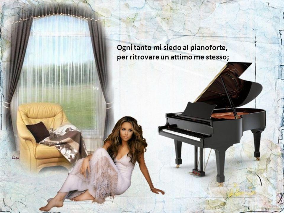 Carezzando il pianoforte