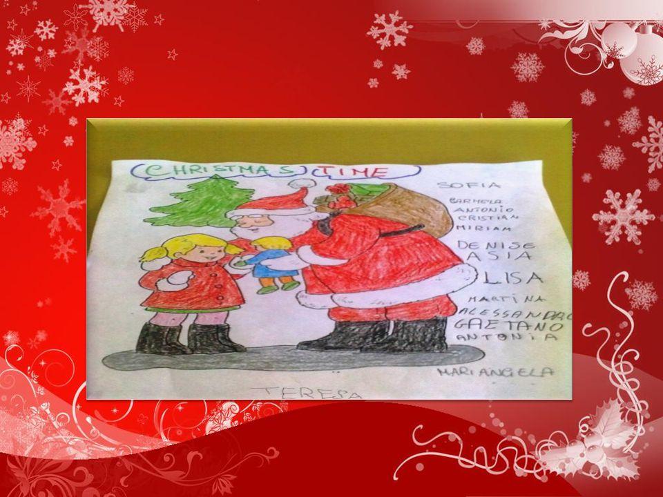 DIREZIONE DIDATTICA I° CIRCOLO MERCATO SAN SEVERINO PLESSO DI PANDOLA CHRISTMAS TIME Raccolta Di Lavori Sul Natale In Lingua Inglese Dei Bambini Della
