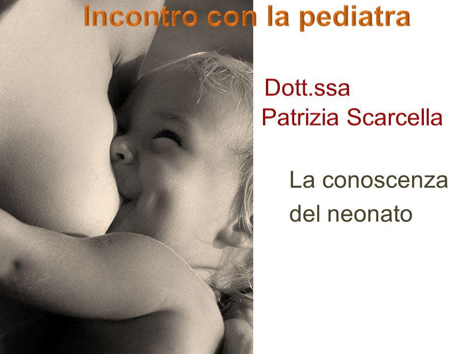 La conoscenza del neonato
