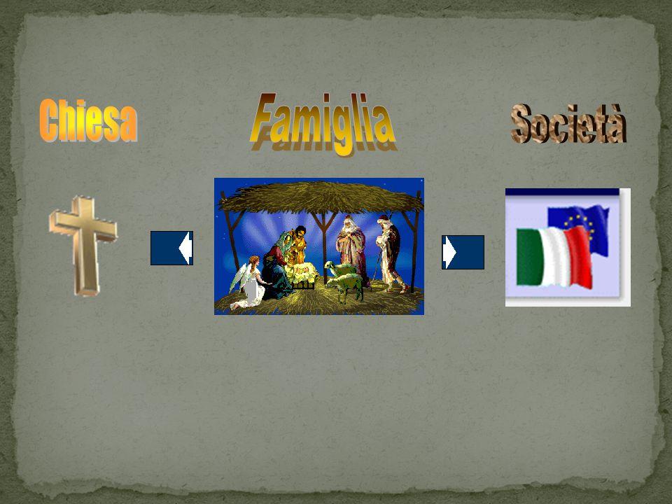 annuncio celebrazionetestimonianza Il titolo di chiesa domestica , attribuito alla famiglia, è ormai entrato nel linguaggio comune e in molti documenti del Magistero dopo il Concilio.