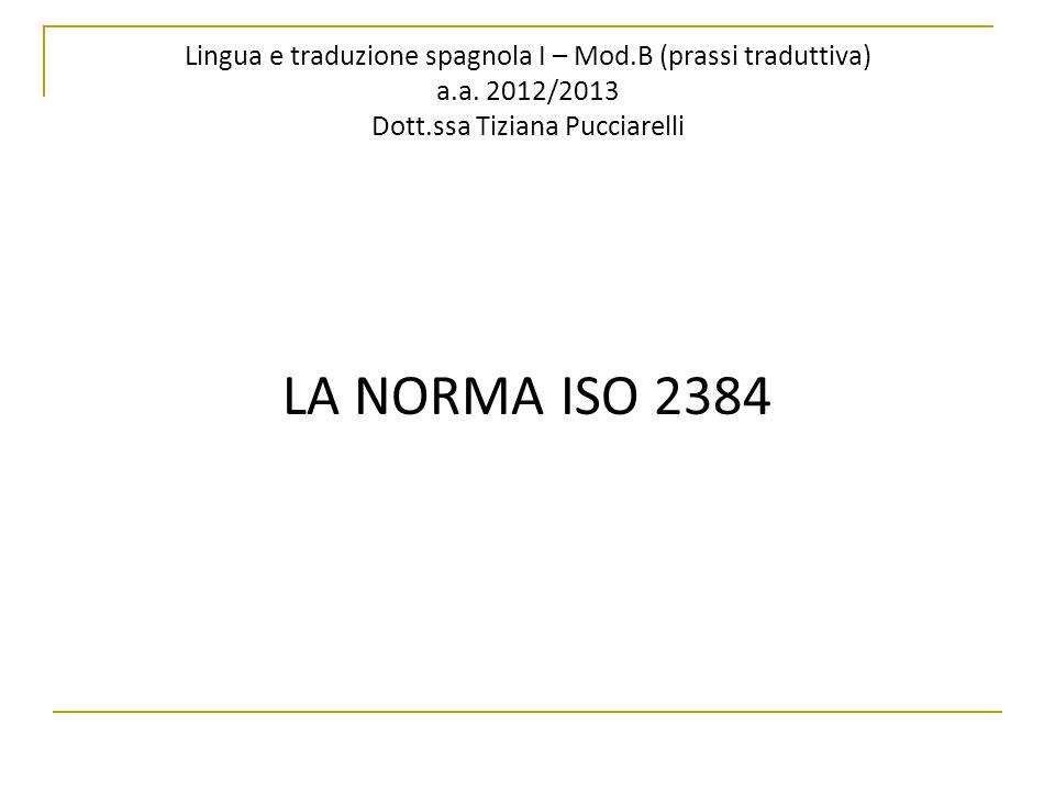 ISO - UNI - International Organization for Standardization - Ente Nazionale di Uniformazione