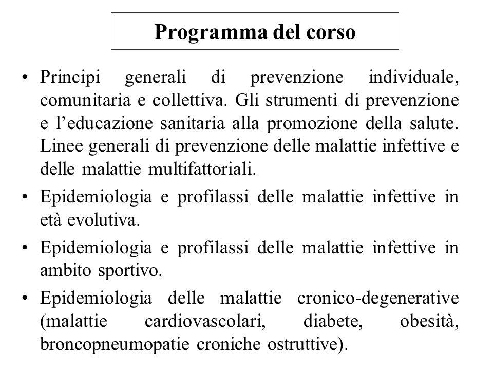 I.EPIDEMIOLOGIA DESCRITTIVA II.