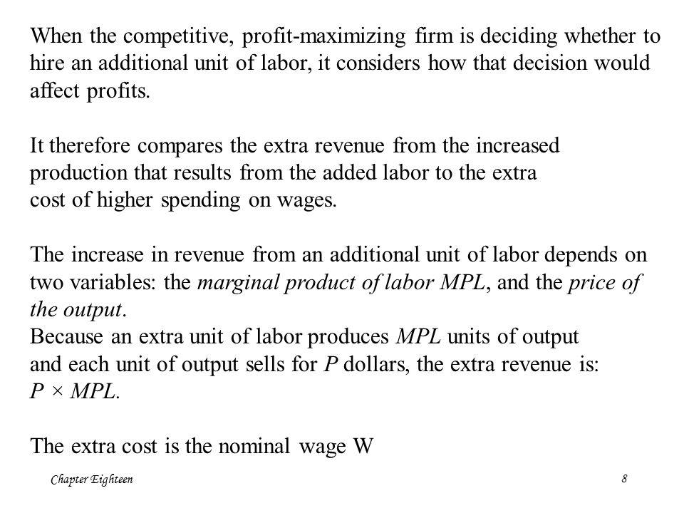 Chapter Eighteen49 Una diminuzione delle imposte: L'effetto di impatto di un taglio fiscale è quello di aumentare il reddito disponibile e quindi di aumentare il consumo.