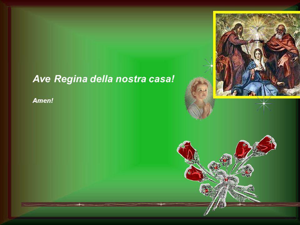 Facci sentire, Maria, la melodia del tuo cuore affinché da Loreto torniamo alle nostre case con la luce negli occhi e il canto nel cuore. Ave Maria! A