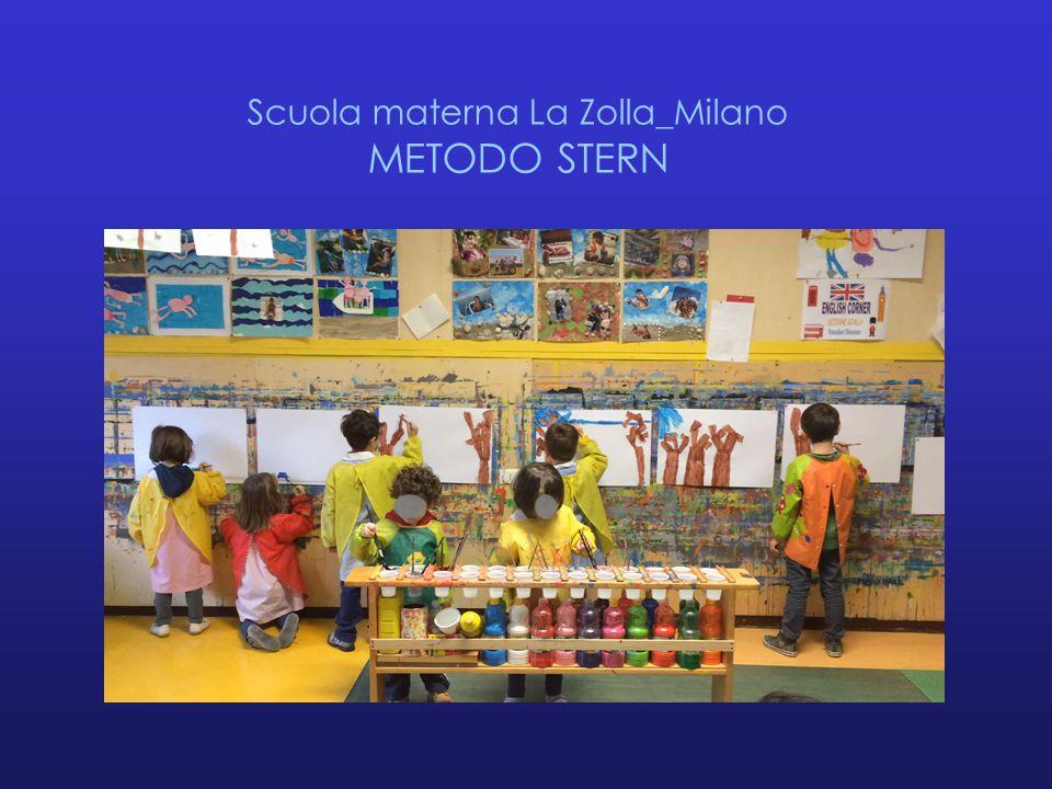 Scuola materna La Zolla_Milano METODO STERN