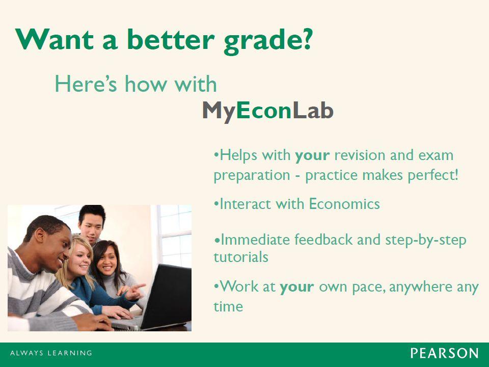 MyEconLab_Univerità degli studi di Milano, corso Prof.ssa Valentina Raimondi Register for MyEconLab 8.