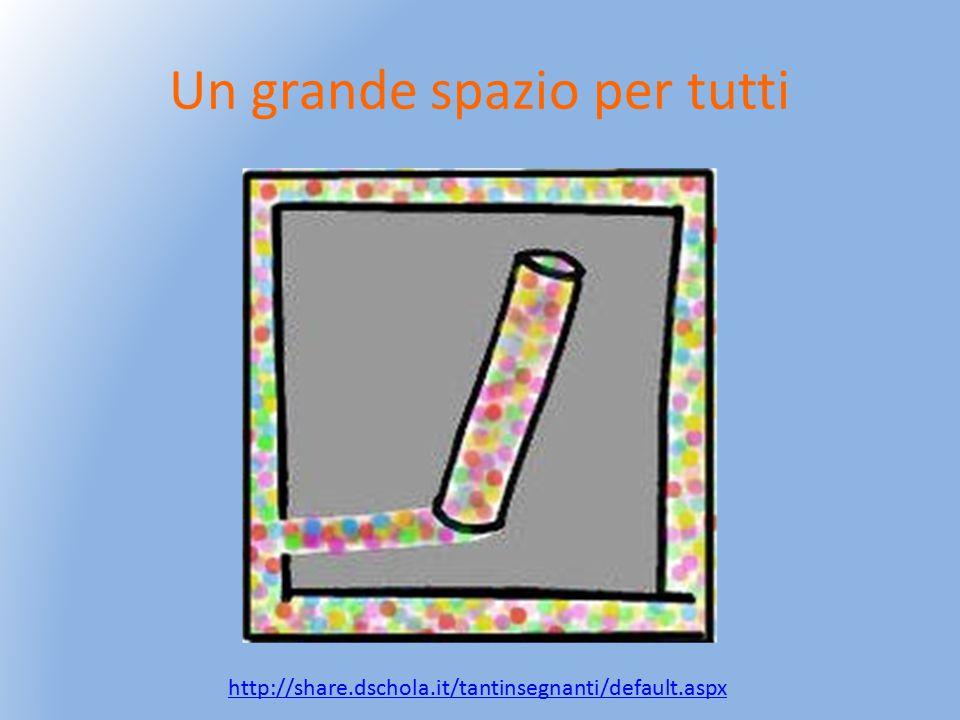 Un grande spazio per tutti http://share.dschola.it/tantinsegnanti/default.aspx