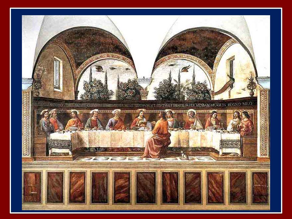 Ascoltando questo discorso la gente capì che Gesù non era un Messia come lo volevano, che aspirasse ad un trono terreno.