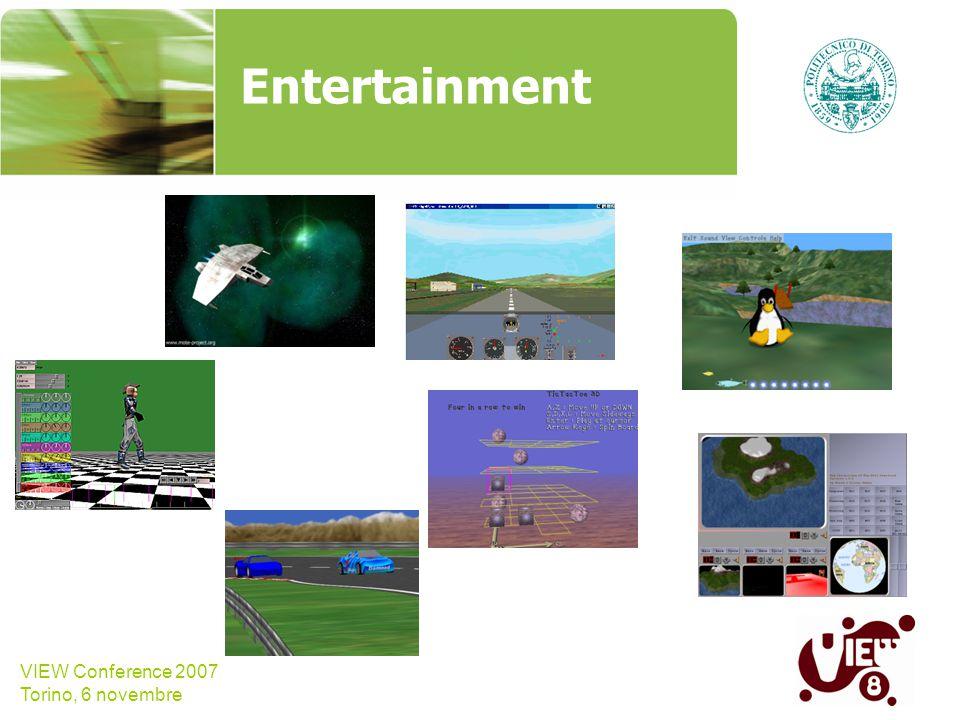 VIEW Conference 2007 Torino, 6 novembre Image processing