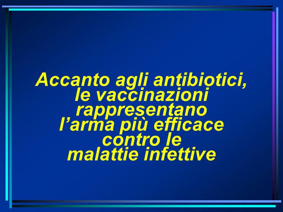 La VACCINAZIONE ha come obiettivo quello di ha creare in un soggetto recettivo ad una determinata malattia infettiva, una immunità attiva provocando le modificazioni umorali e tessutali necessarie per assicurare la difesa specifica dell''organismo contro l''agente dell''infezione stessa