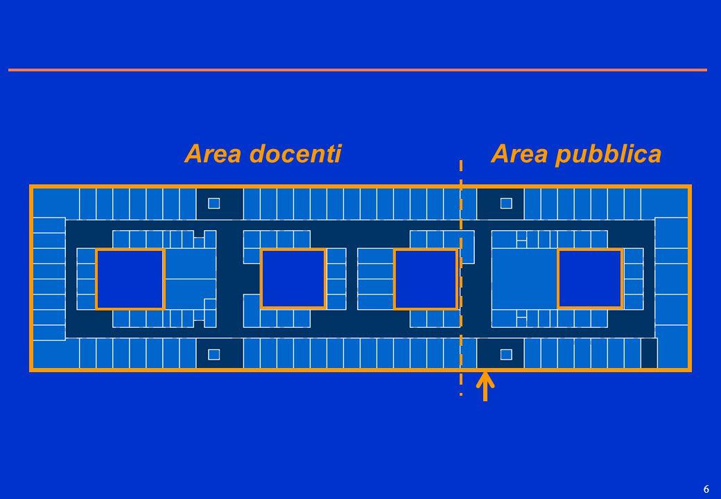 6 Area pubblicaArea docenti