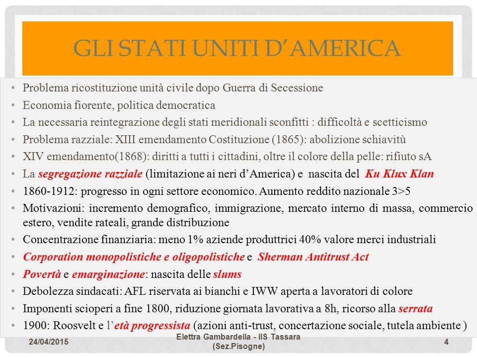 24/04/2015 Elettra Gambardella - IIS Tassara (Sez.Pisogne) PAG.