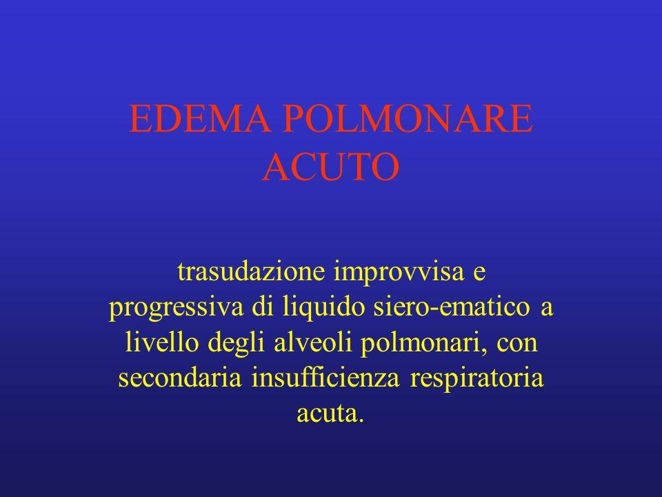 Aumento pressione idrostatica capillare 1.