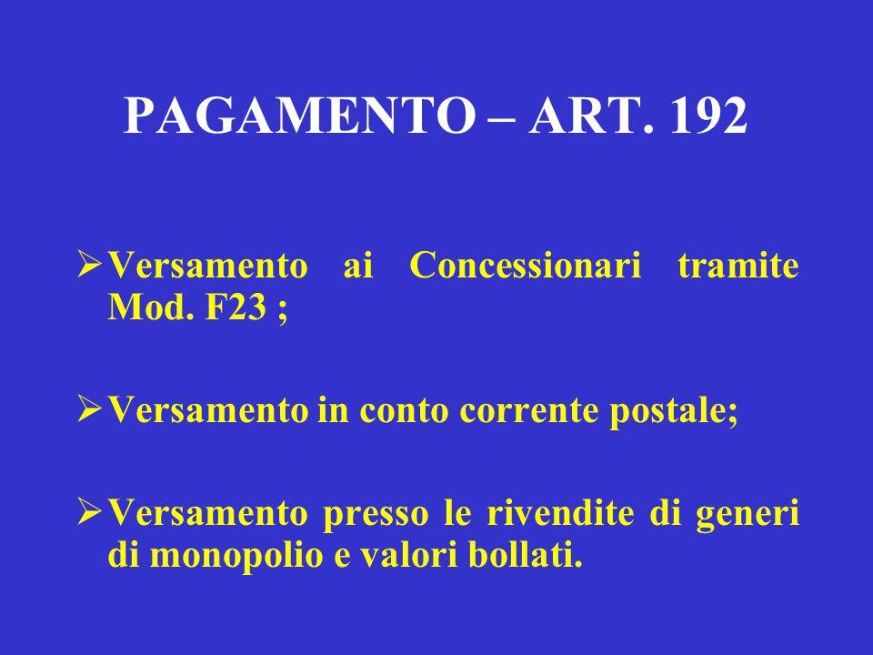 SANZIONE ART. 13, 6° Comma PRESUNZIONE CHE IL PROCESSO SIA DEL VALORE MASSIMO: RICHIESTA DI PAGAMENTO DI 930 EURO
