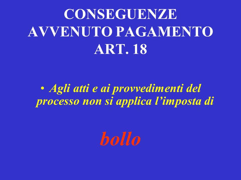 ART. 248 INVITO AL PAGAMENTO INVITO BONARIORISCOSSIONE COATTIVA